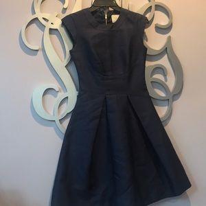 Kate spade navy bow dress